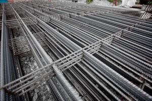 Reti bidirezionali in metallo